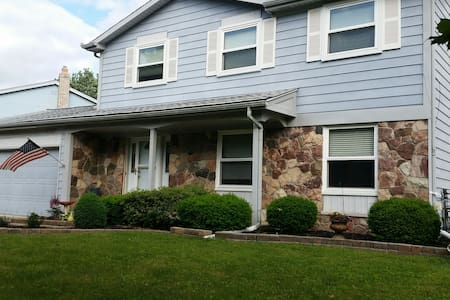 3 bedroom colonial in Canton MI - Canton - Haus