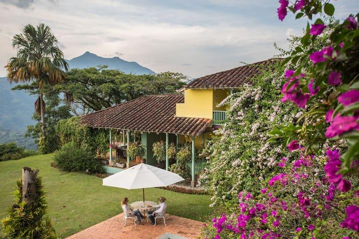 Hacienda La Sierra Café y Montañas - Standard Room