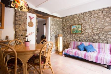 Acojedor apartamento en plena Garrotxa - Argelaguer - Condominium