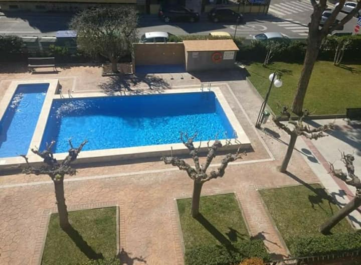 Apartamento Cunit Playa/ Apartment in Cunit Beach