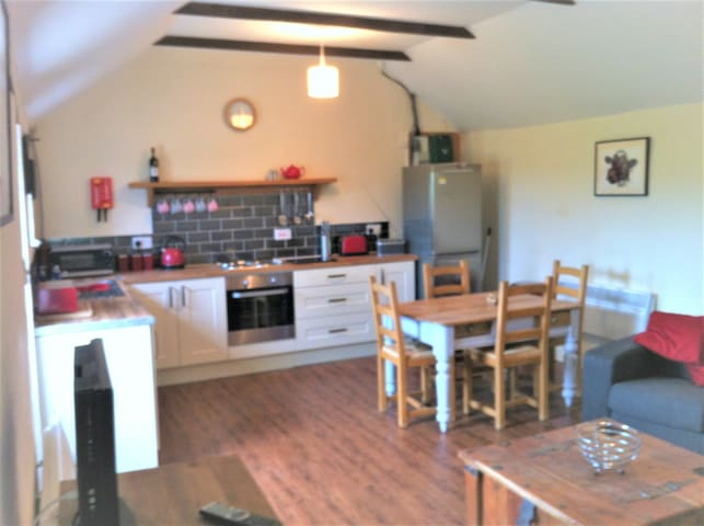 The Byre, Orkney Holiday Cottage, Barn Conversion