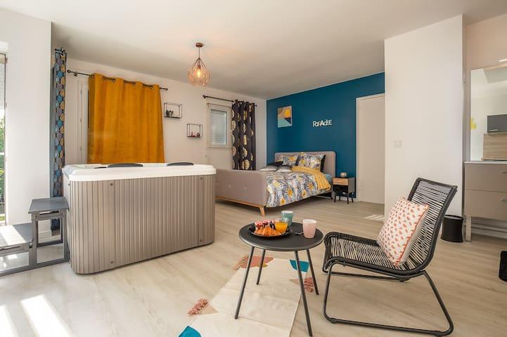 Suite Sparadise Jacuzzi Prive 6 Disneyland Paris Condominiums