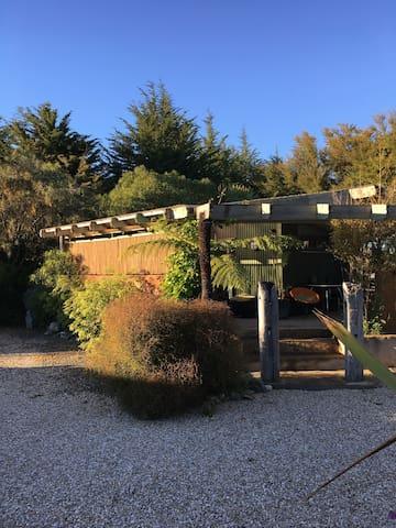 Private cabin in central Mapua - Mapua - 小木屋