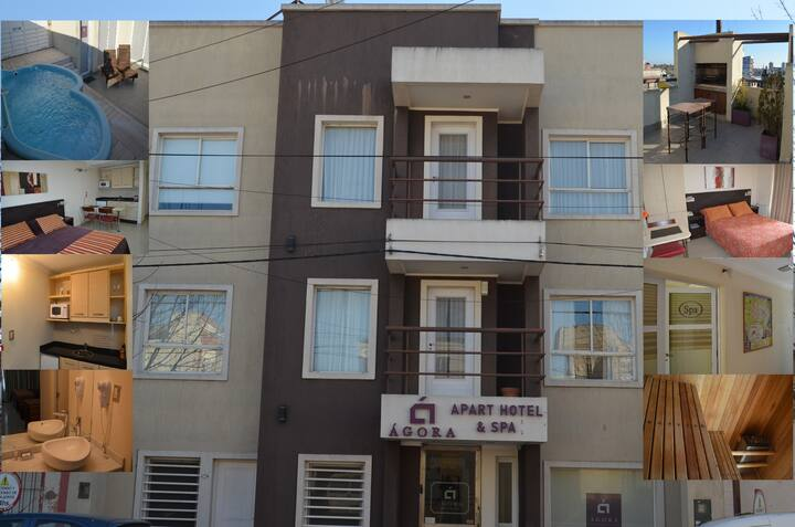 Apartamento Doble Superior Matrimonial PlenoCentro