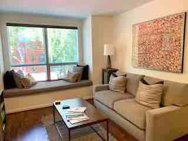 In town -1 br/sleeps 4, garage,walk main st, gondo