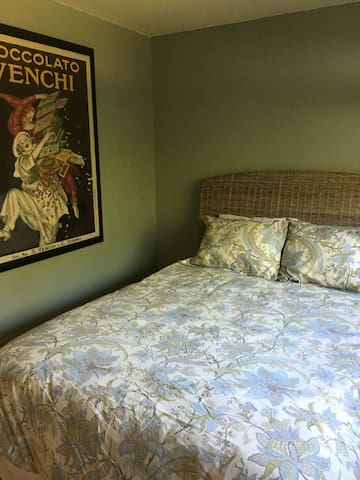 Chill Out Bedroom - Redwood City - House