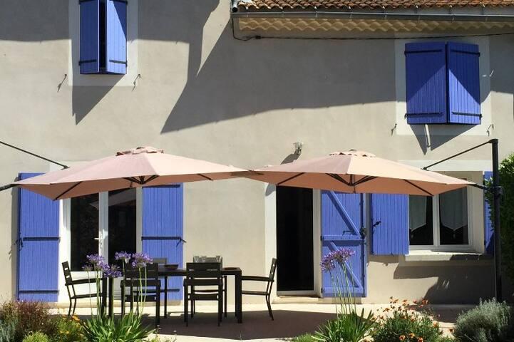 maison proche saint remy de provence et avignon