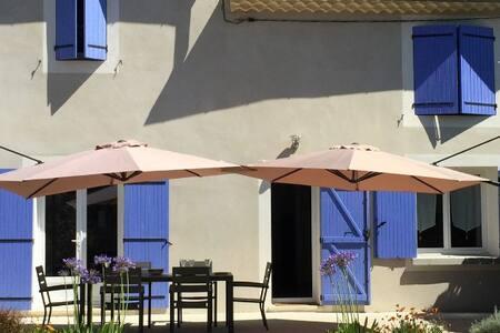maison proche saint remy de provence et avignon - Noves - Rumah