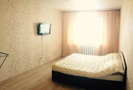 2 ком.квартира с евроремонтом,Лепсе,ОЦМ,Авитек - Kirov - Lejlighed