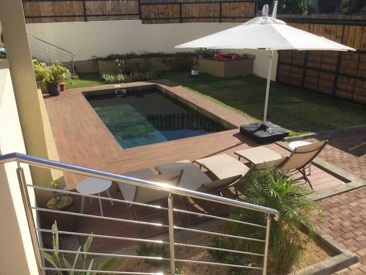 Brandnew Villa with European comfort in quiet area