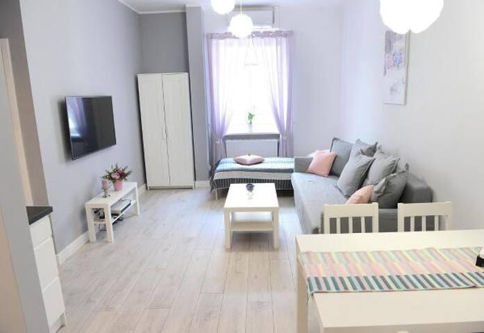 Apartamenty Zamkowa, Apartament typu studio 8