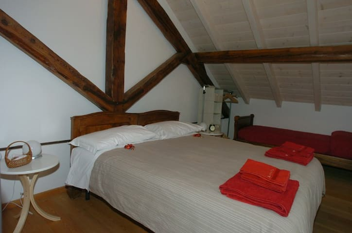 RELAX IN CENTRO STORICO - Chiavenna - Apartment