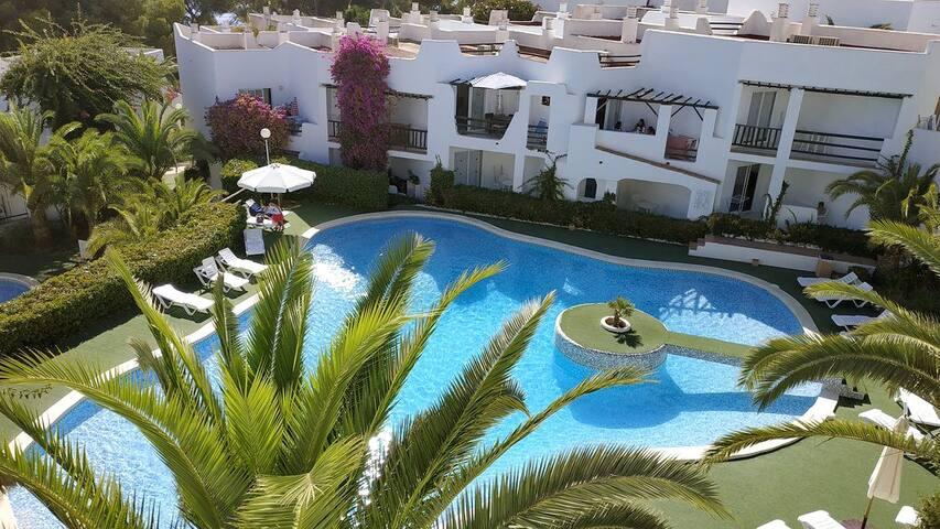 Romántico Ibiza para 2 o para 4 personas