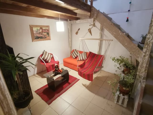 Traditional  and Magic Apartment San Blas