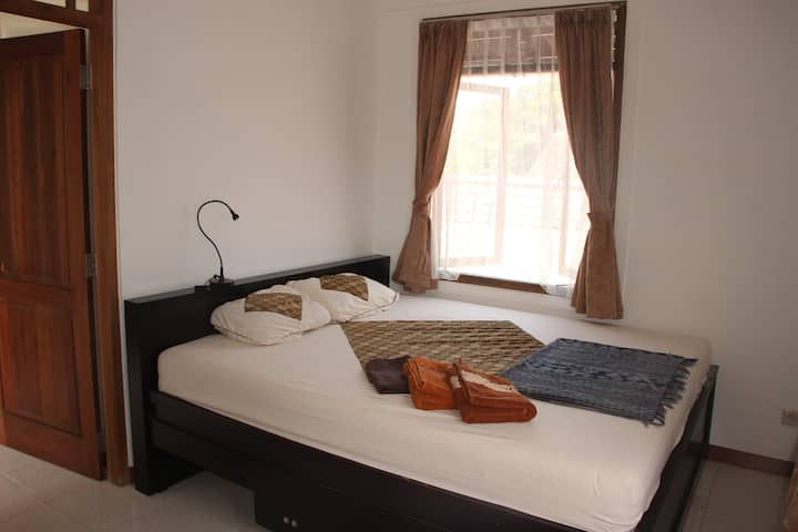 Charming apartment in central Yogya