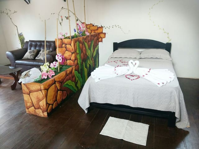 Lotus Guesthouse en Pucallpa