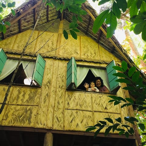 Fenjays Forest Hut ( Lipa, Batangas,Philippines)