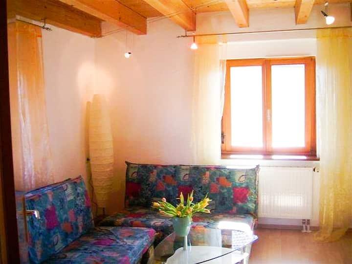 Haus Leo, (Kressbronn a. B.), 6 Ferienwohnung Sechs, 56qm, 2 Schlafzimmer, max. 6 Personen