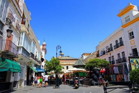 Cómodo y tranquilo piso en la mejor zona - Sanlúcar de Barrameda