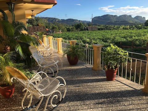 Villa Las Palmitas Mildren& Alexander/WIFI
