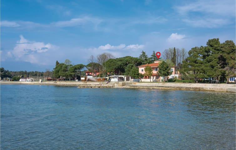Holiday apartment with 1 room on 24m² in Umag