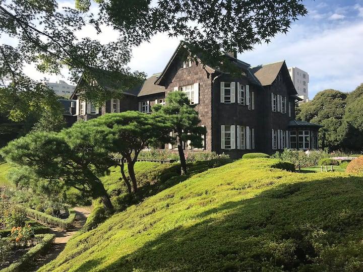 Western-style residence