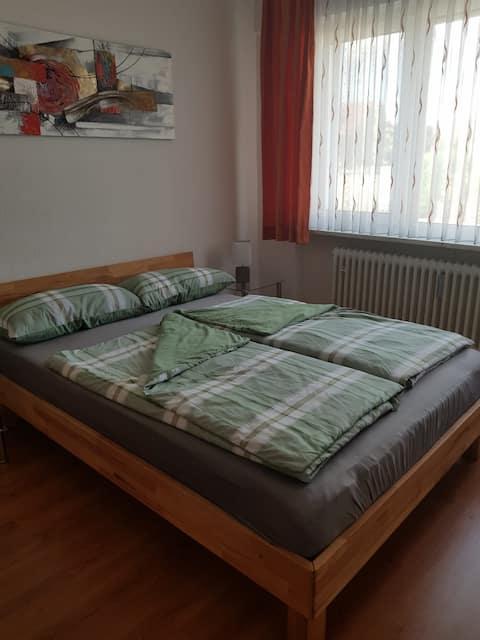 最高のロケーションにある快適な1寝室のアパート。