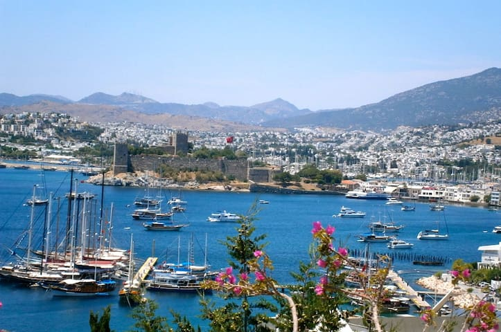 Cosy Apartment in Central Bodrum - Bodrum - Daire