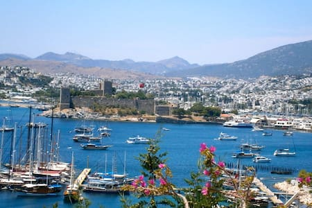 Cosy Apartment in Central Bodrum