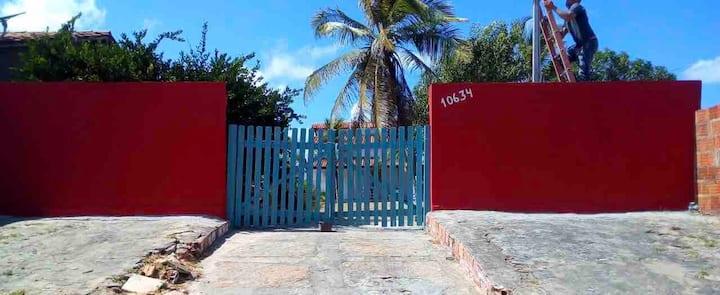 Casa na Praia do coqueiro em Luís Correia - Piauí