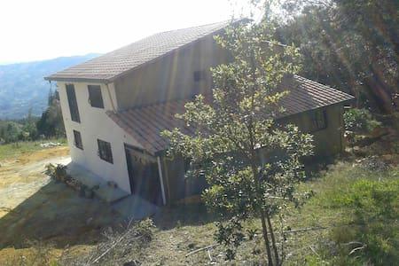 Casa Campestre en Guarne entre Medellin y Rionegro - Guarne - Gästesuite