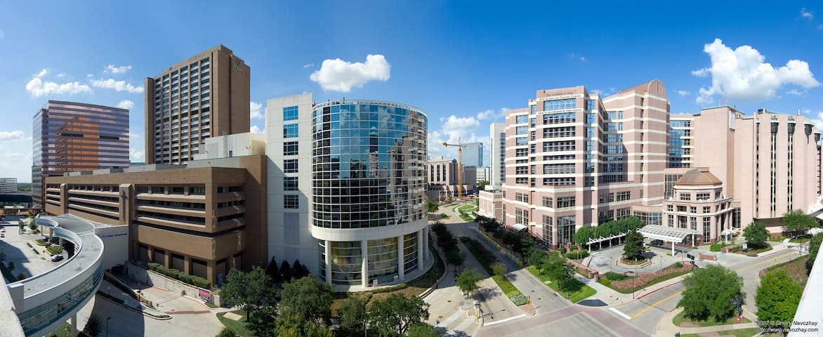 Texas Medical Center Apartments/one bedroom