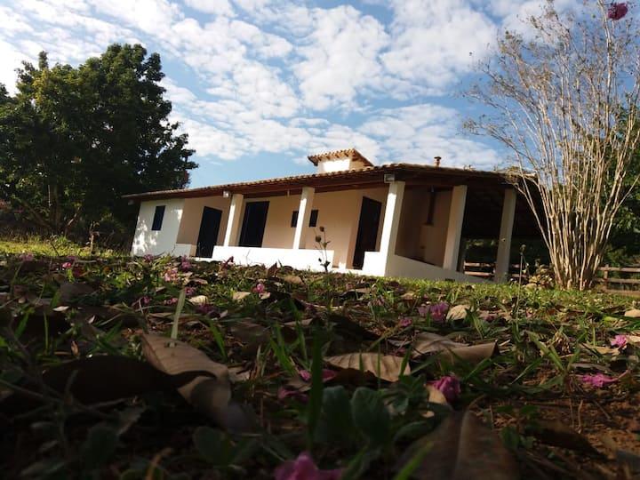 Sitio dos Pequis, Conforto e Natureza