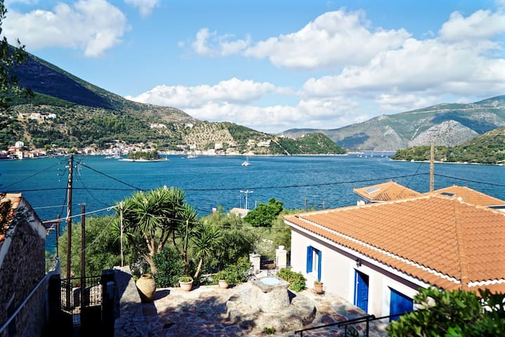 Villa Marika - Vathy - Casa