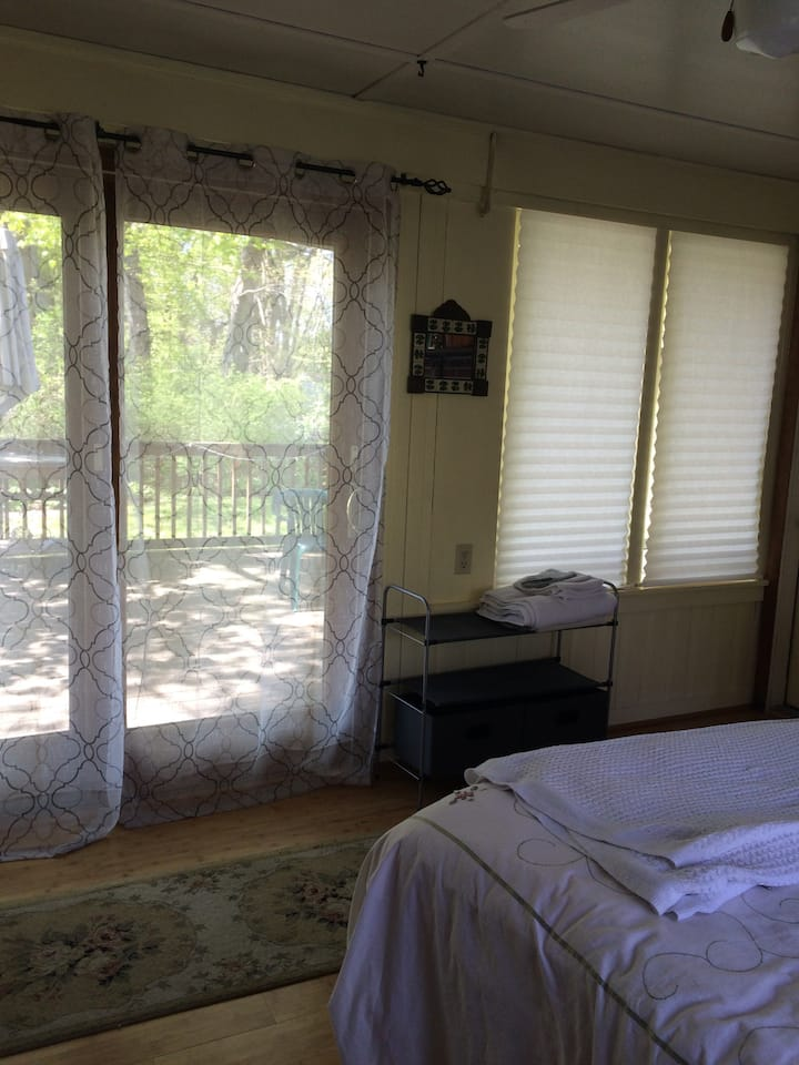 Sunroom/Guest Room