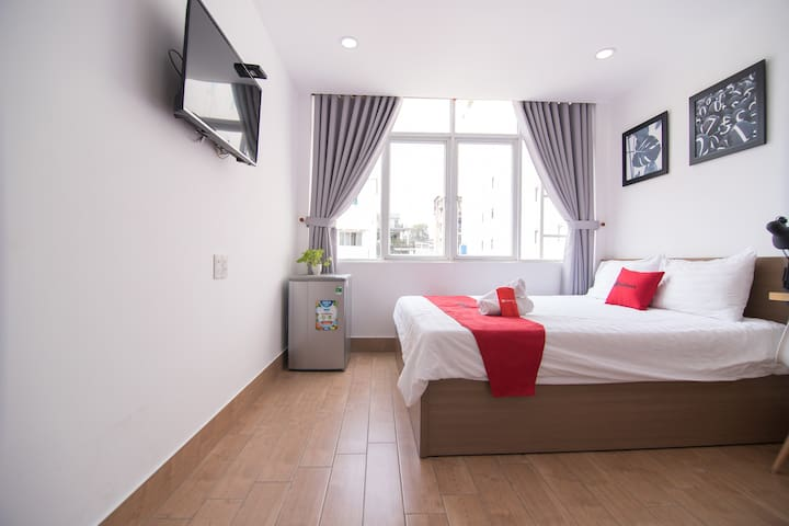 Cozy Room ||Full Kitchen ||Next to BenThanh Market