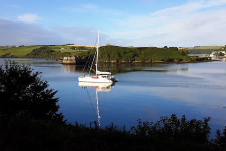 Artist Studio Apartment at the sea side - Kinsale