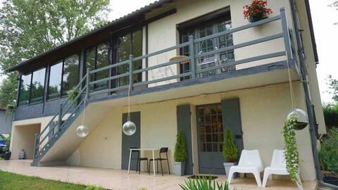 Mooi appartement in Beaumont du Périgord