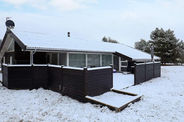4 star holiday home in Saltum