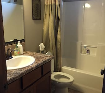 one bedroom with private bath - Spokane