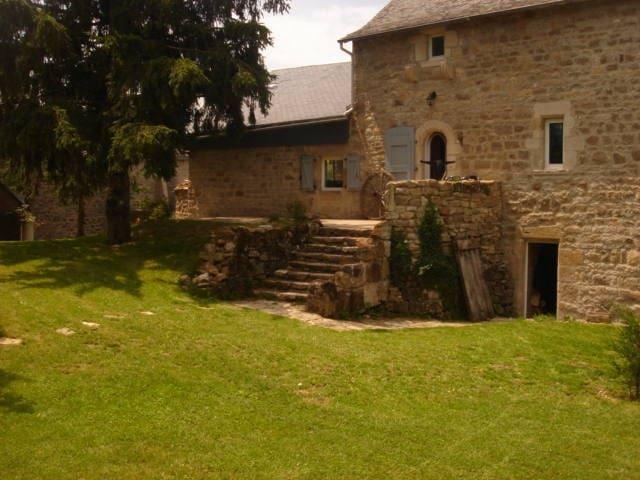 """""""Maison du Four en Aveyron"""""""