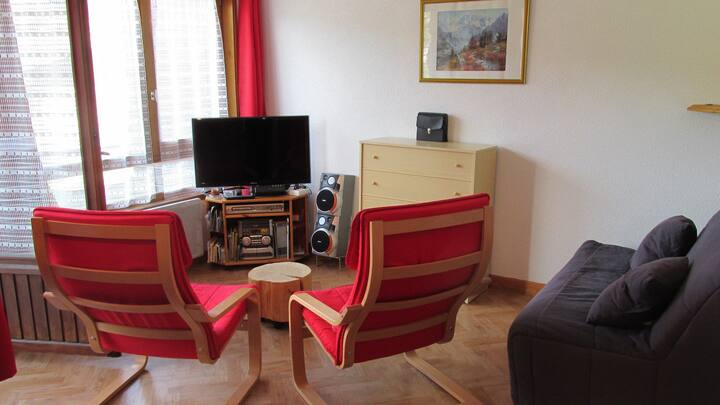 Les Gets - Apartment close to the village center and the slopes