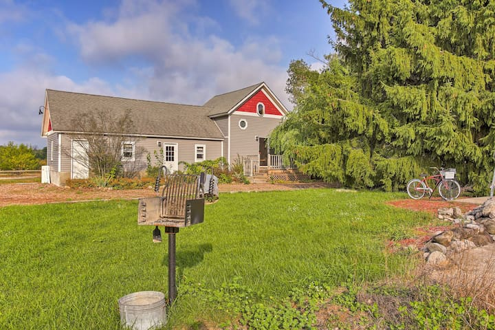 Leelanau Country Cottage is 'Home Away From Home'!
