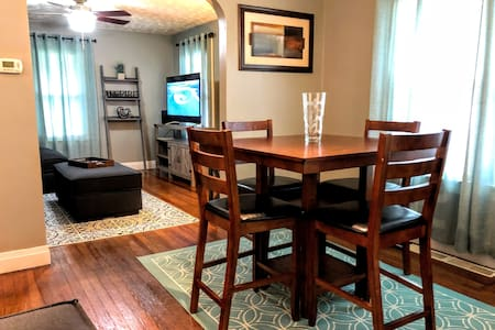 ★2BR House Close to University of Evansville★