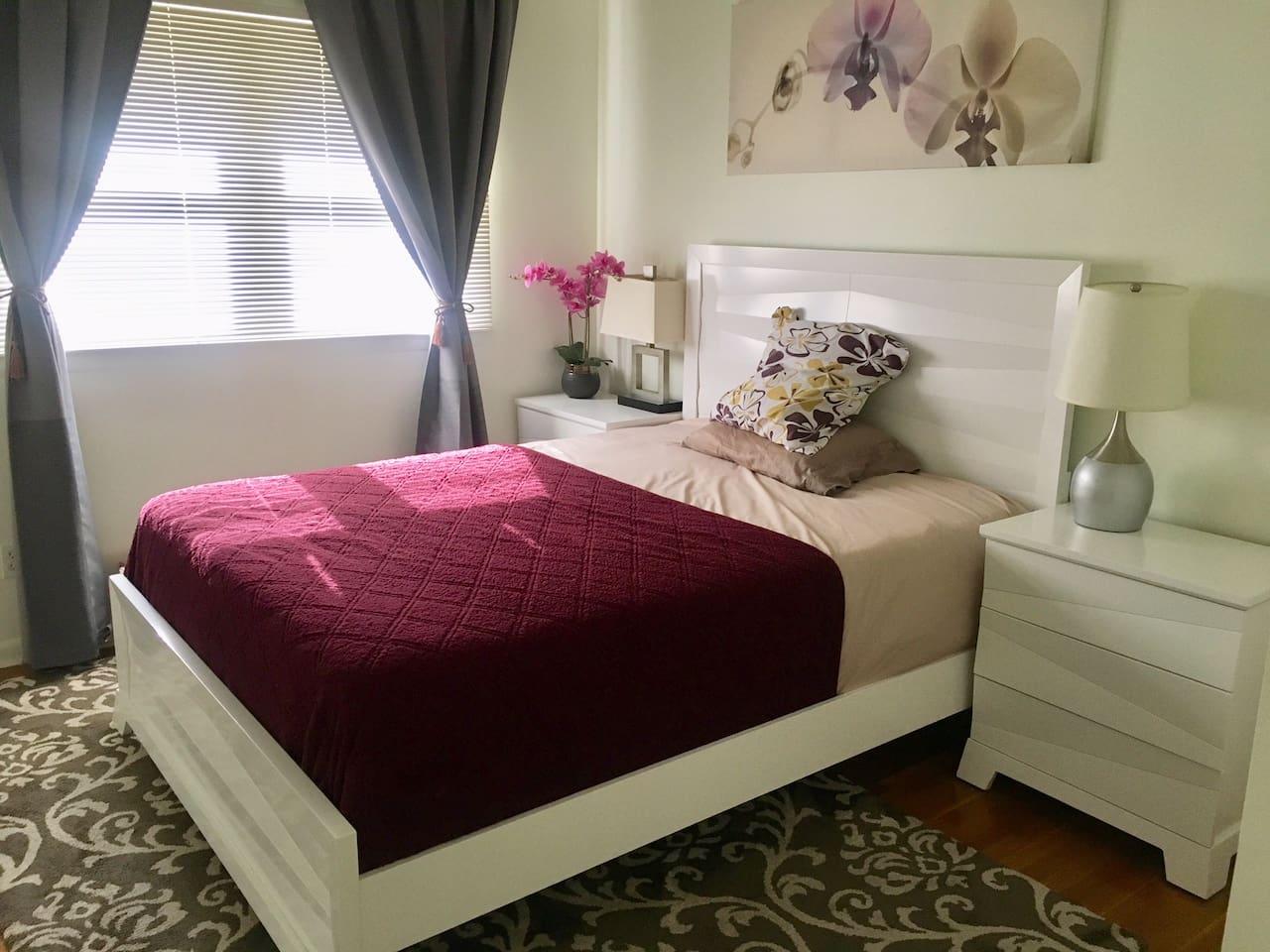 Hosting guest room