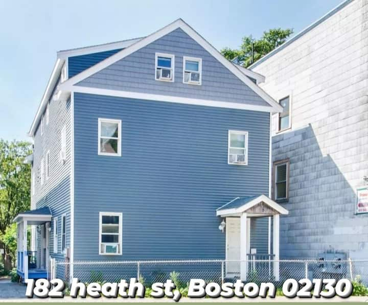 #30 Private Bedroom Near to Downtown Boston