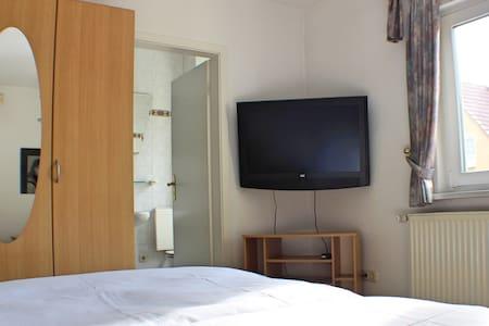Gemütliches Doppelzimmer mit Bad - House