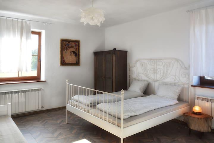 Morgi na Łebkach - 15 miejsc - pokój dla 4 osób