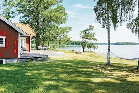 Holiday cottage with 4 bedrooms on 120m² in Vingåker