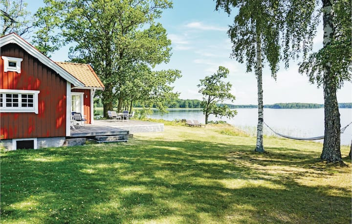 Awesome home in Vingåker with 4 Bedrooms